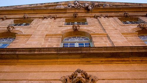 Bibliothèque - Aix-en-Provence