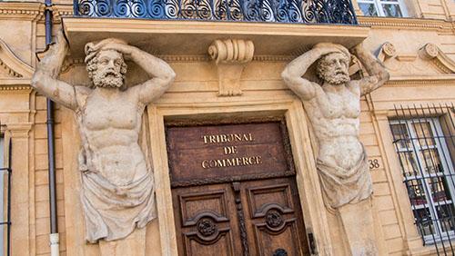 D ambuler et admirer le centre pi ton d 39 aix en provence - Tribunal de commerce de salon de provence ...