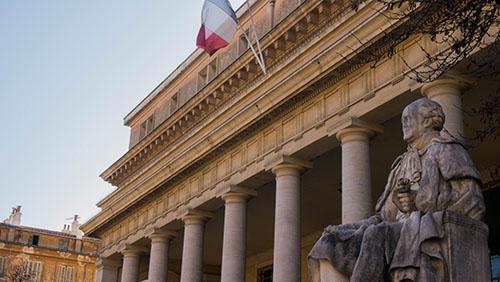 Palais de justice - Aix