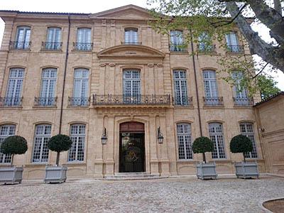 hôtel particulier - Aix en Provence