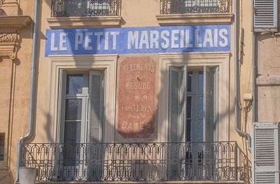 Le petit marseillais Aix en Provence