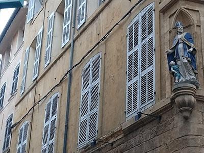 Statue - Aix en Provence