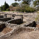 Le site archéologique de l'Oppidum d'Entremont est classé monument historique
