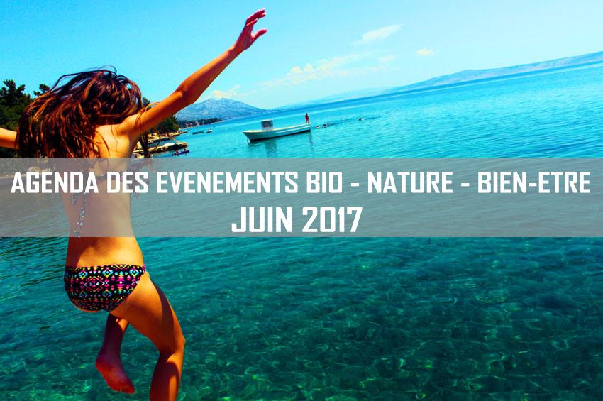 Agenda des événements bio - nature sur Aix-en-Provence