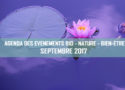 événements septembre 2017