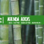 Agenda Aixois des événements bio & nature – Juin 2018