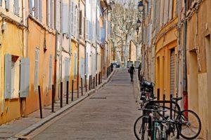 une semaine à Aix