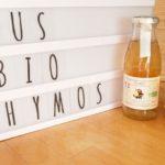 Chymós : Les jus de fruits marseillais bio