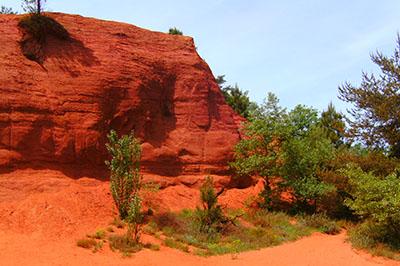 Colorado : couleur rouge