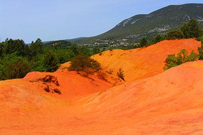 Colorado : couleurs oranges