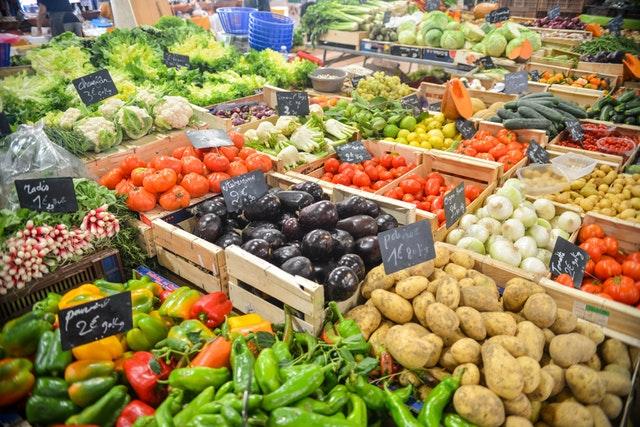 légumes aix en provence