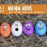 Agenda Aixois bio & nature – avril 2018