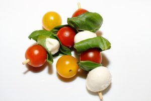 brochette tomate cerise