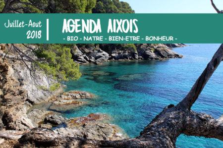 agenda Aixois été 2018