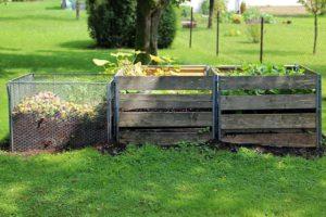 Compost pour zéro déchet