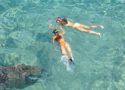 snorkeling sur la côte bleue