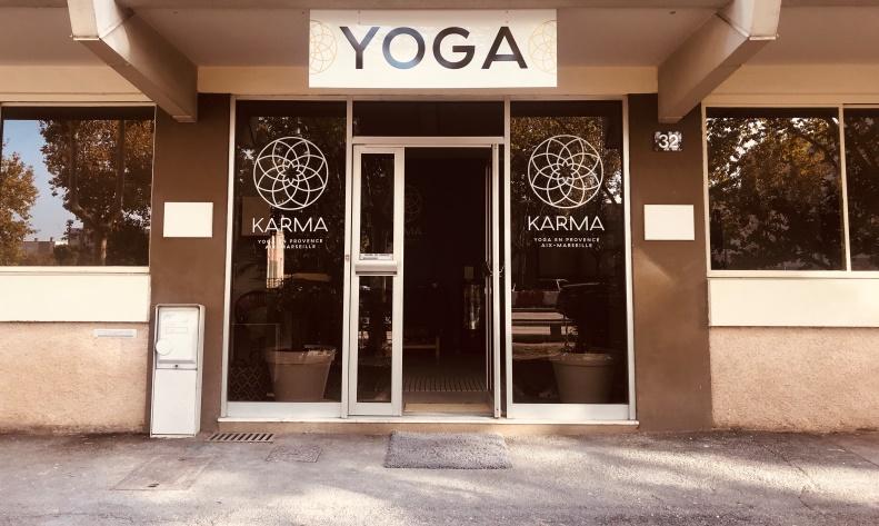 studio de yoga Ashtanga à Aix en provence - Karma Yoga