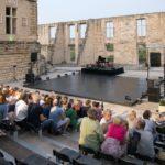 La Tour d'Aigues accueille le festival de danse LES NUITS DU CHÂTEAU
