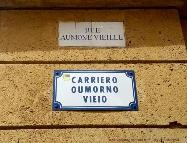 les secrets de la rue aumone vieille aix en provence