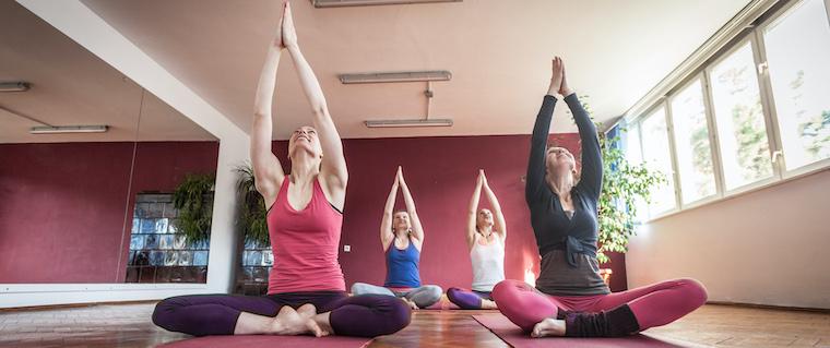 yoga aix-en-provence