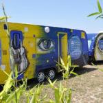 La caravane, un escape game mobile
