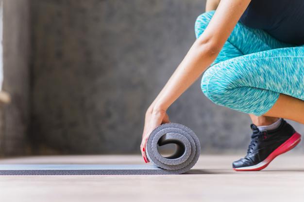 activité physique à la maison