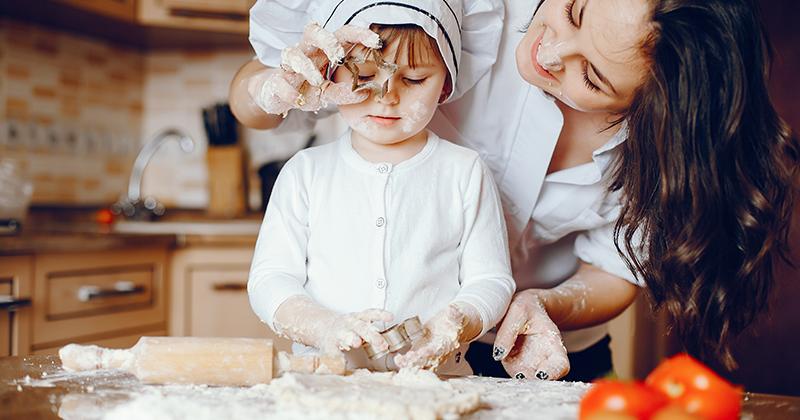 cuisine parent-enfant à Aix en Provence