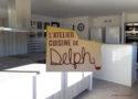 L'atelier de cuisine de Delph