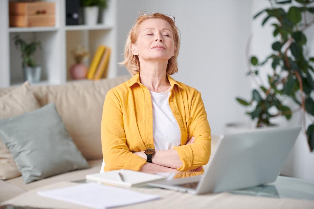 halte au stress avec la sophrologie